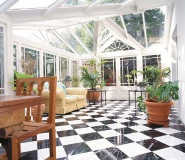 Planning Permission For an Orangery