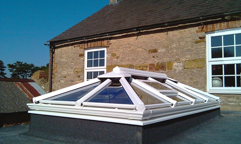 Roofing For Conservatories In UK